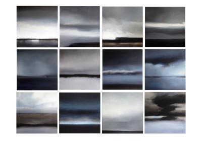 Atmosfeer, weerwolken, 2015