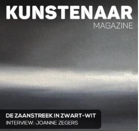 Kunstenaar Magazine Interview