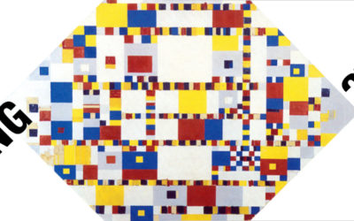 Lezing De Stijl en Mondriaan, Weefhuis 27 sept