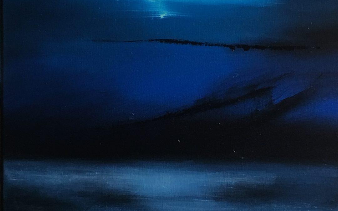 De nacht (nieuw blauw) 2018