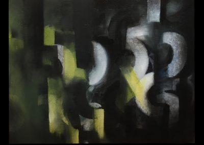 Fragmentatie I, 2018