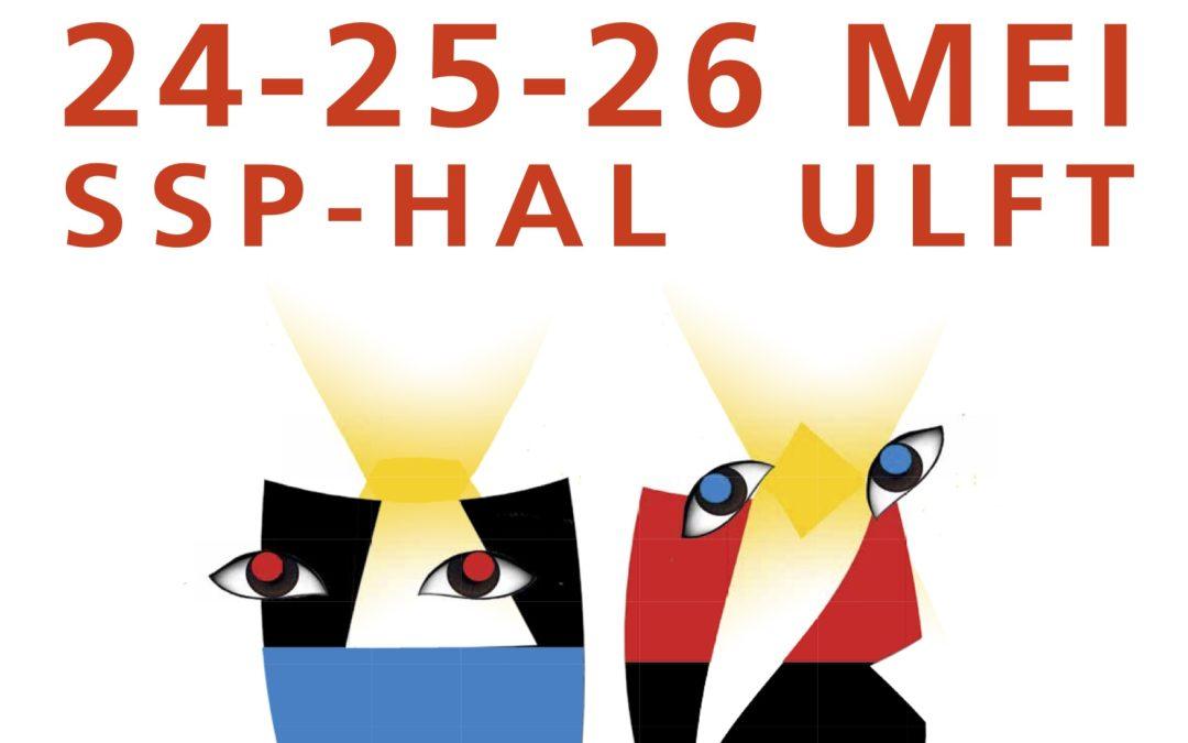 Kunstbeurs in Ulft Huntenkunst 24, 25 en 26 mei